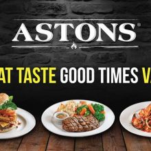 Aston's Specialities