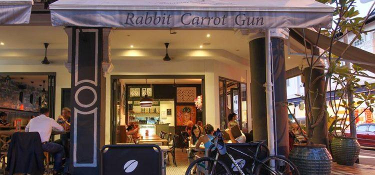 Rabbit Carrot Gun